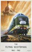 Flying Scotsman Centenary Poster (1962)