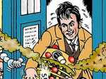 Dr Who in Beano Comic Relief Edition (2007)