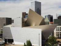 Denver Art Museum extension designed by Daniel Libeskind, photo © Jeff Goldberg/Esto