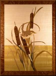 Peter Sheen - Wren in the Bulrushes (2006)