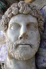 Emperor Hadrian's Head