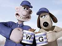 Nick Park - Wallace and Gromit © Aardman Animations