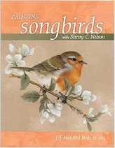 Sherry C. Nelson - Painting Songbirds Cover (2007)