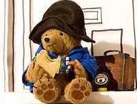 Paddington Bear with Marmite Sandwich (2007)
