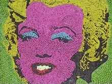 Prudence Emma Staite - Marilyn Monroe after Andy Warhol (2008)