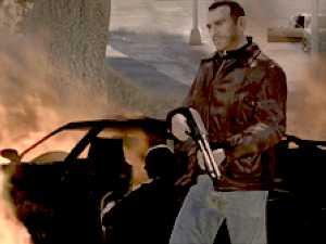 Screenshot from Grand Theft Auto IV (2008) I.C. enhanced