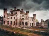 Lowther Castle (built 1806-1814)
