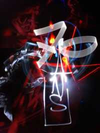 Versi - Lightpainting Photo 70