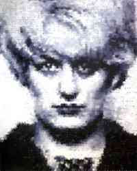 Marcus Harvey - Portrait of Myra Hindley (1997)