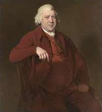 Joseph Wright of Derby - Sir Richard Arkwright (1785)