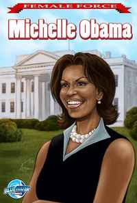 Bluewater Comics - Cover of Michelle Obama (2009)