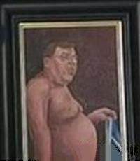 Anonymous Artist - Brian Cowen Nude (2009)