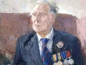 Peter Kuhfeld - Portrait of Harry Patch (2009)