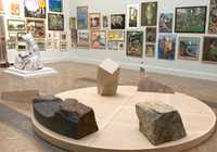 Interior, RA Summer Exhibition