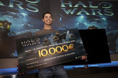 Ganador Halo