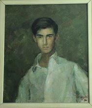 Juan Benet a los diecisiete