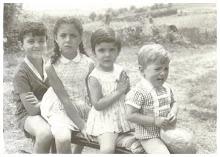 Los pequeños Andreu Fernandez-Albalat en Souto
