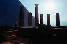 Apolo en Delfos