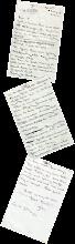 Manuscrito de John Kipling
