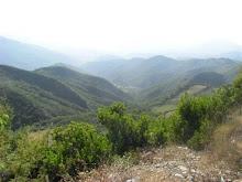 Mar de montes albaneses