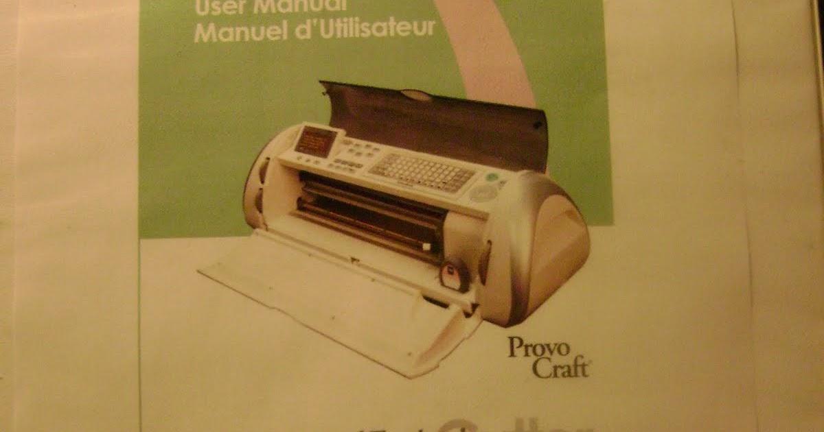 cricut cartridge binder