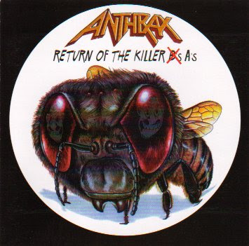 Anthrax - Return Of The Killer A's