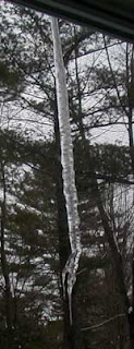 bent icicle