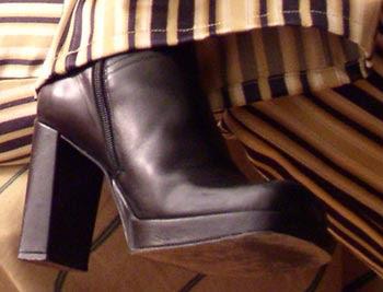 CU boot heel
