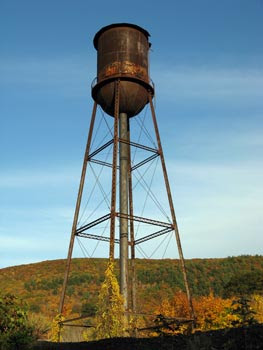 WS water tower