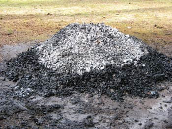 charcoal pile 2