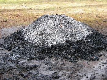charcoal pile 2