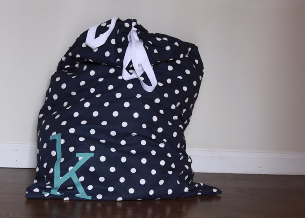 Cute Laundry Bags my pretties: laundry bag meet the seam ripper.