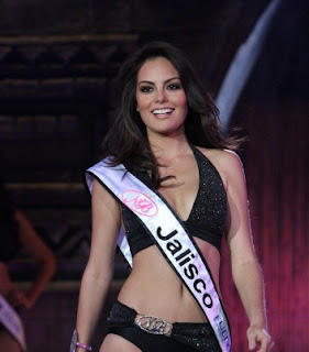 Jimena Navarrete, Miss México 2010. Elegida la mujer más bella del planeta ¡¡
