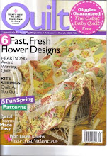 Quilt Magazine Mar 2008