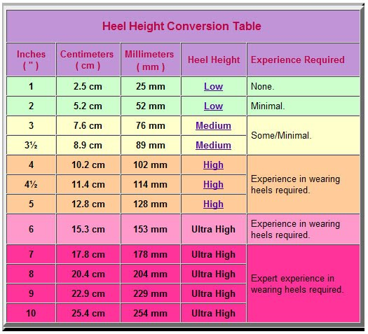According To High Fashion Shoe Websites Like Jimmy Choo And Gucci A Low Heel Is Considered Less Than 2  Centimeters