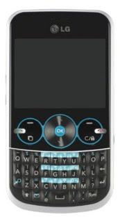 LG GW300 black