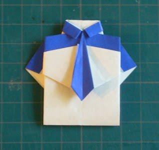 ハート 折り紙 折り紙シャツ折り方 : scharaka-sasuke.blogspot.com