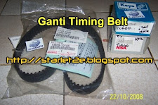 Ganti Timing Belt