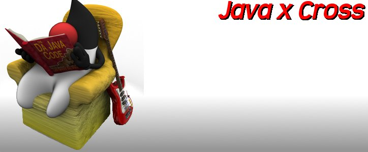 Java x Cross