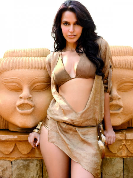 neha dhupia hot maxim photoshoot