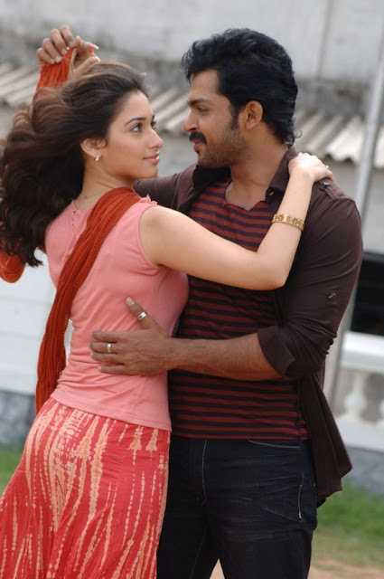 Paiyaa Karthi and Tamannah