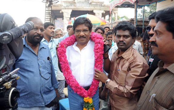 Bharthiraja-Suriya Nagaram Movie still