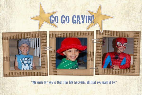 Go Go Gavin!