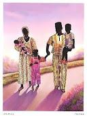 Família Africana.