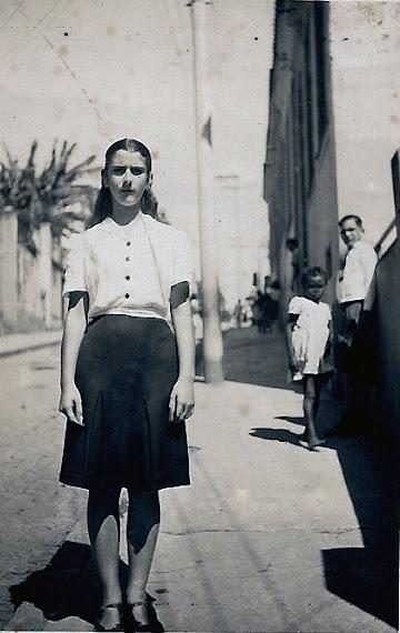 Tia Olinda.