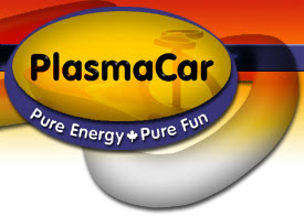 Go&#8230;go PlasmaCar !