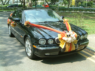 Pictures Of Wedding Car Decoration
