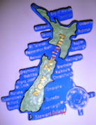 Labels: Map, New Zealand