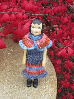 Gale Lyons Hitty Doll