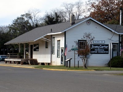 Jimmy Carter Campaign Headquarters